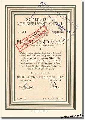 Rother & Kuntze AG