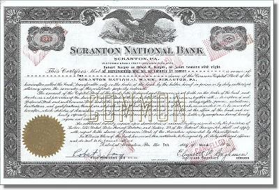 Scranton National Bank