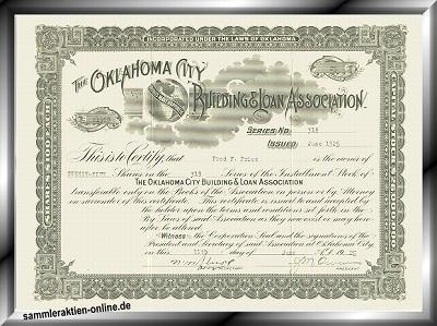 Oklahoma City Building & Loan Association