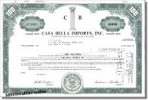 Casa Bella Imports, Inc.
