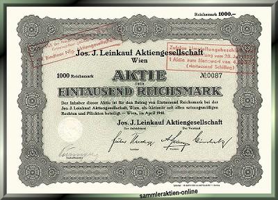 Jos. J. Leinkauf AG