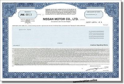 Nissan Motor Co. LTD.