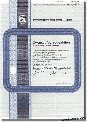 Porsche AG - Nachdruck