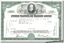 American Telephone and Telegraph Company AT&T