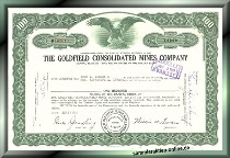 Goldfield Consolidated Mines Company