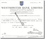Westminster Bank Ltd.