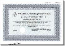 Magdeburg Werkzeugmaschinen AG
