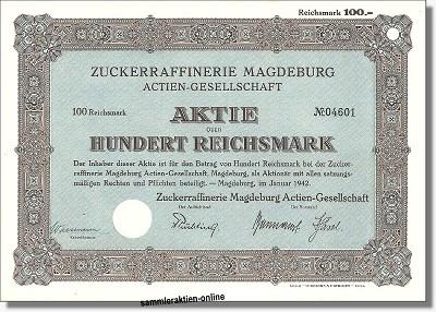 Zuckerraffinerie Magdeburg AG