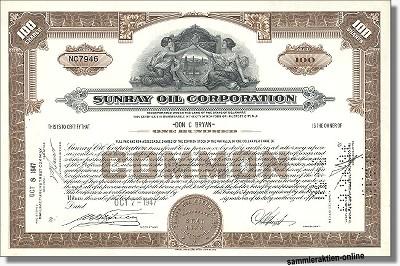 Sunray Oil Corporation