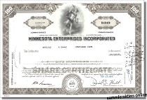 Minnesota Enterprises Incorporated - Mei Corp.