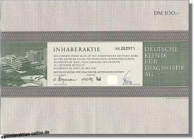 Deutsche Klinik für Diagnostik AG