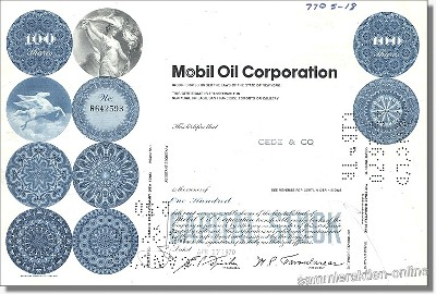 Mobil Oil Corporation