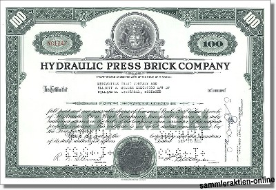 Hydraulic Press Brick Company
