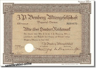 J. P. Bemberg Aktiengesellschaft