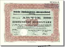 Deutsche Zündholzfabriken AG