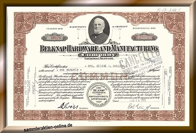 Belknap Hardware and Manufacturing Company