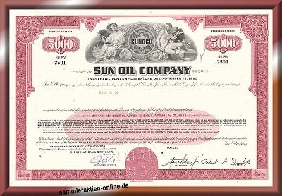 Sun Oil Company - SUNOCO