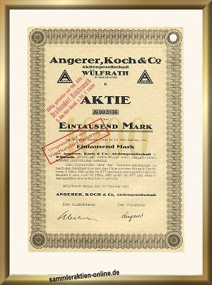 Angerer, Koch & Co.
