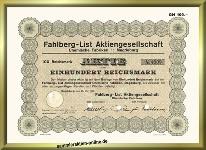 Fahlberg-List AG - Hexal