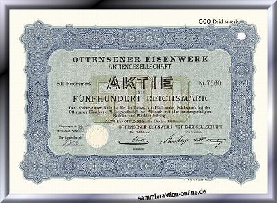 Ottensener Eisenwerk AG