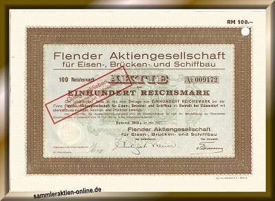 Flender AG für Eisen-, Brücken- und Schiffbau