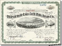Pittsburgh & Lake Erie Railroad Company