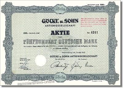 Göcke und Sohn AG