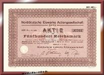 Norddeutsche Eiswerke Actiengesellschaft