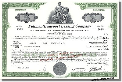 Pullman Transport Leasing Company