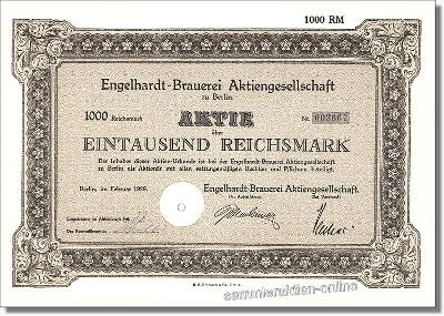 Engelhardt-Brauerei Aktiengesellschaft