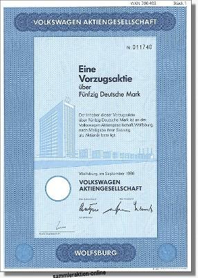Volkswagen AG - VW