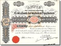 Centralbank der deutschen Sparkassen