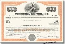 Pennzoil United Inc.