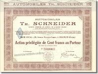 Automobiles Th. Schneider