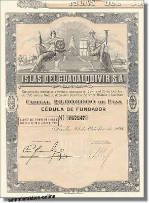 Islas del Guadalquivir S.A.