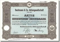 Bachmann & Co. AG