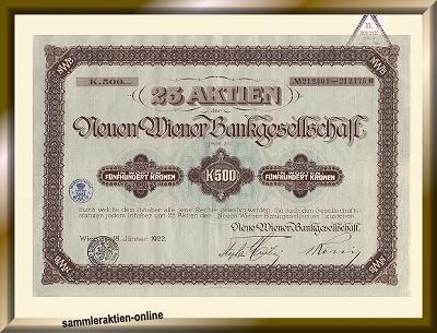 Neue Wiener Bankgesellschaft