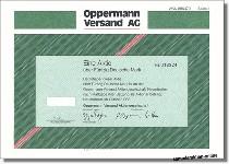 Oppermann Versand AG