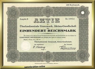 Überlandzentrale Grenzmark AG