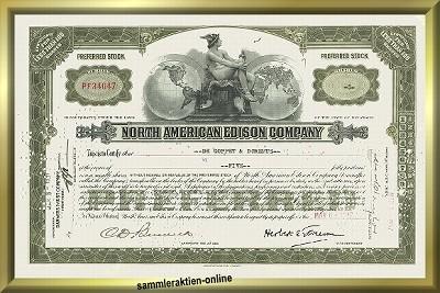 North American Edison Company