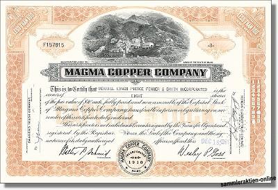 Magma Copper Company