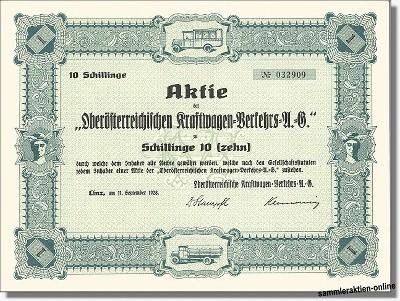 Oberösterreichische Kraftwagen-Verkehrs-AG