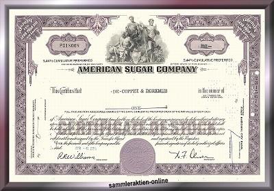 American Sugar Company