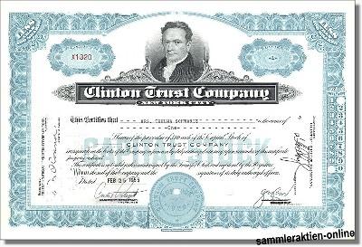 Clinton Trust Company Company