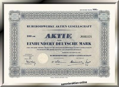 Ruberoidwerke AG