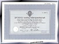 SPOBAG Holding AG