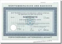 Württembergische und Badische Versicherung