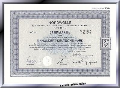 Nordwolle Beteiligungs- und Grundbesitz AG