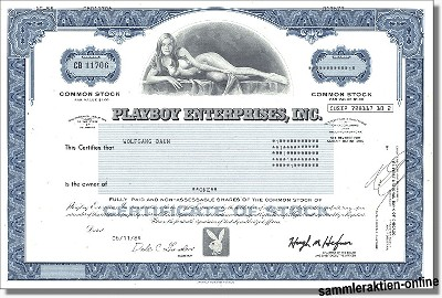 Playboy Enterprises Inc.