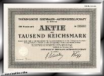 Thüringische Eisenbahn Aktiengesellschaft